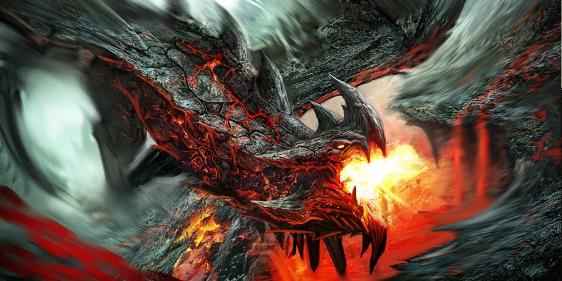 lava-dragon